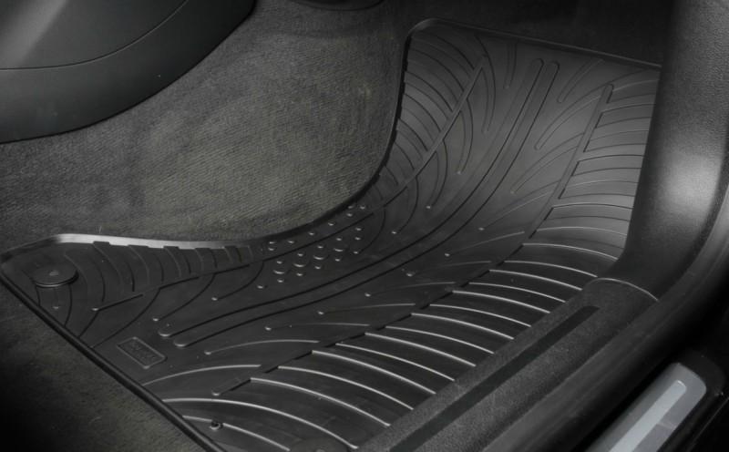 Tappetini di gomma per auto
